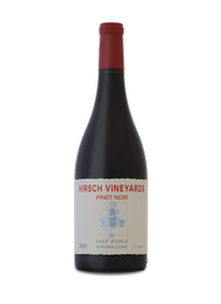 2013 Hirsch 'East Ridge' Estate Pinot Noir