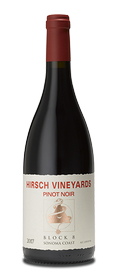 2017 Hirsch 'Block 8' Estate Pinot Noir